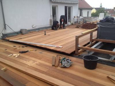 Holzterrasse bauen: 6 wichtige punkte