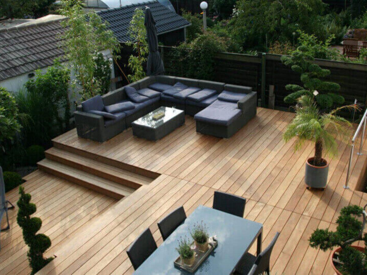 Die Vor  und Nachteile von Holzterrassen   HOLZwelten
