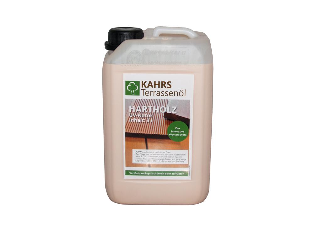 KAHRS Terrassenöl für Hartholz