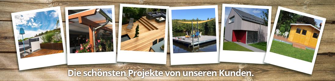 Galerie - Die schönsten Projekte von unseren Kunden