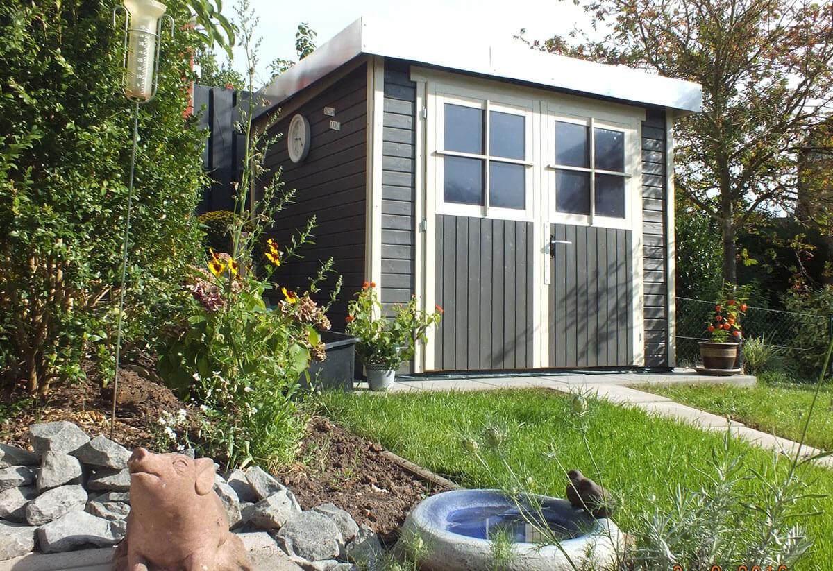 gartenhaus planen - was sie beachten sollten | holzwelten
