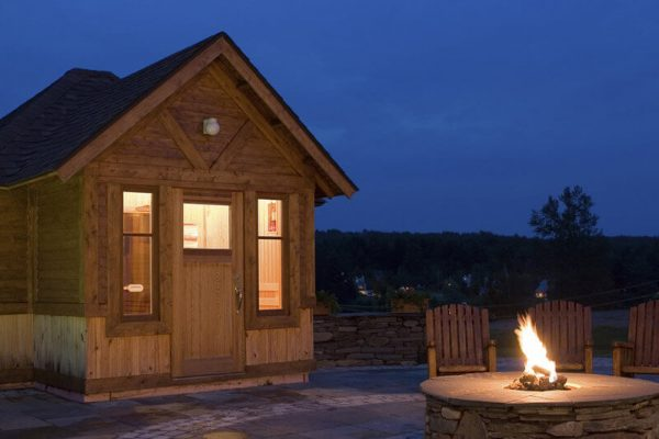 Sauna im eigenen Garten: leicht gemacht