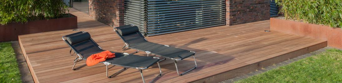 Terrassenholz auswählen