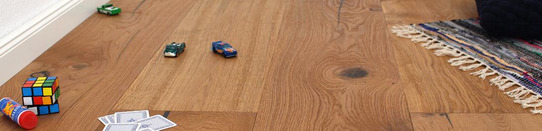 Wissenswertes zu Holzböden