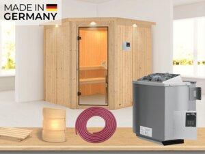 Sauna Bausatz Vera 3