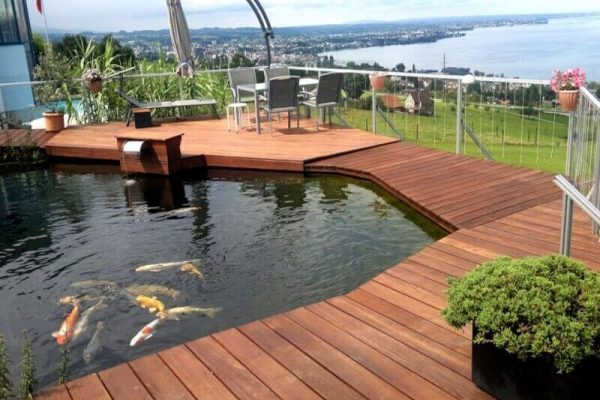 5 Gründe, warum Ipe Holz perfekt für Terrassendielen ist