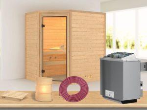 Sauna Bausatz Henning