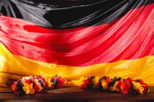 Deutschland Deko