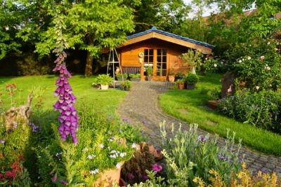 Gartenhaus selber machen