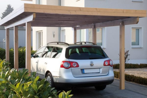 Carport selber bauen: Der ultimative Guide
