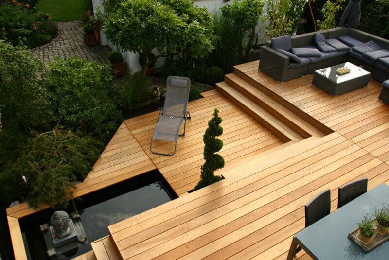 Terrassenwelt