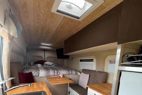 DIY-Hotel auf vier Rädern: Was zu einem Van-Umbau dazugehört