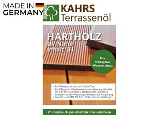 Hartholzöl